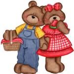 kinder bears
